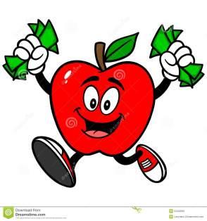 Apple-money-cartoon-illustration-53440593