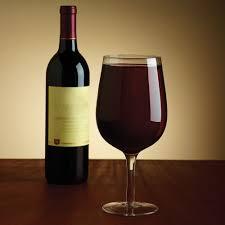 Wine glass full