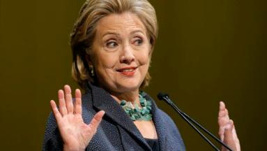 Clinton Hillary - not me
