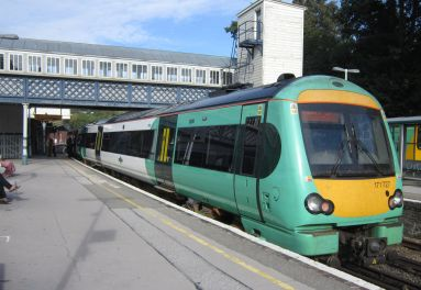 southern-rail-train