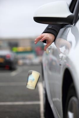 littering-car
