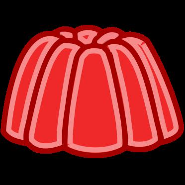 Jelly cartoon