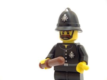 Policeman Lego