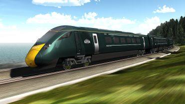 Train GWR