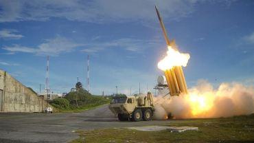 US Thaad Missile