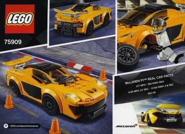 McLaren Lego car