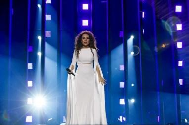 Eurovision Yianna_Terzi's_First_rehearsal_2018