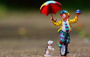 Unicycle clown-991364_960_720