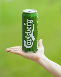 Carlsberg can