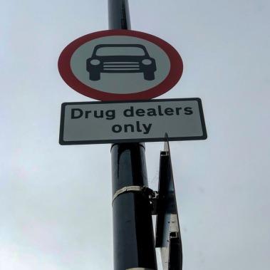 Drug dealers only 2