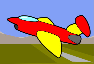 plane cartoon jet-145468_960_720